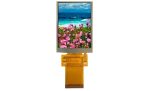 "2.8"" IPS Display, 500 cd/m2"