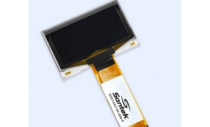 "1.54"" OLED Display (White)"