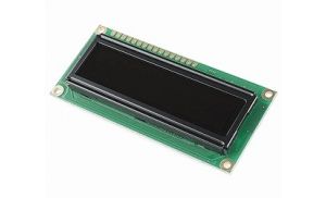 16 x 2 Character OLED Display (Yellow)