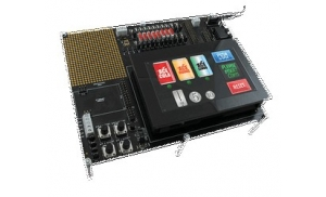 PanelPilotACE 4.3 inch Programmable Display Development Kit with Meter