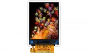 "2"" Standard Display, 230cd/m2"