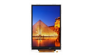 "3.47 "" Standard Display, 350cd/m2"