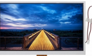 """12.1"""" SWV TFT Display, 300cd/m2 with CTP & Cover Lens"""