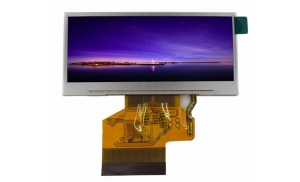 2.9 inch Bar Style Display, 400cd/m2
