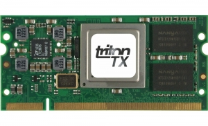 TRITON-TX6DL Module with i.MX6 Dual Lite