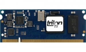 TRITON-TX6UL BLUE Module with i.MX6 Ultralite