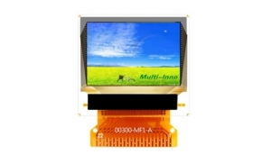 "0.95"" Full Colour OLED Display"