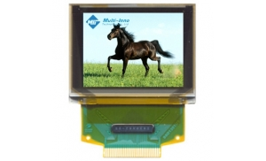 "1.27"" Full Colour OLED Display"