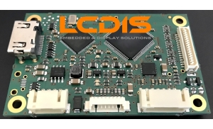 HDMI to LVDS Bridge