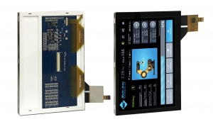 5.7 inch Sunlight Readable Display with CTP
