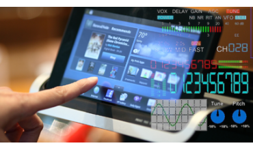 Capacitive Touch Displays